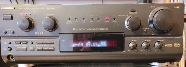 Technics Amplituner SA-DX 940