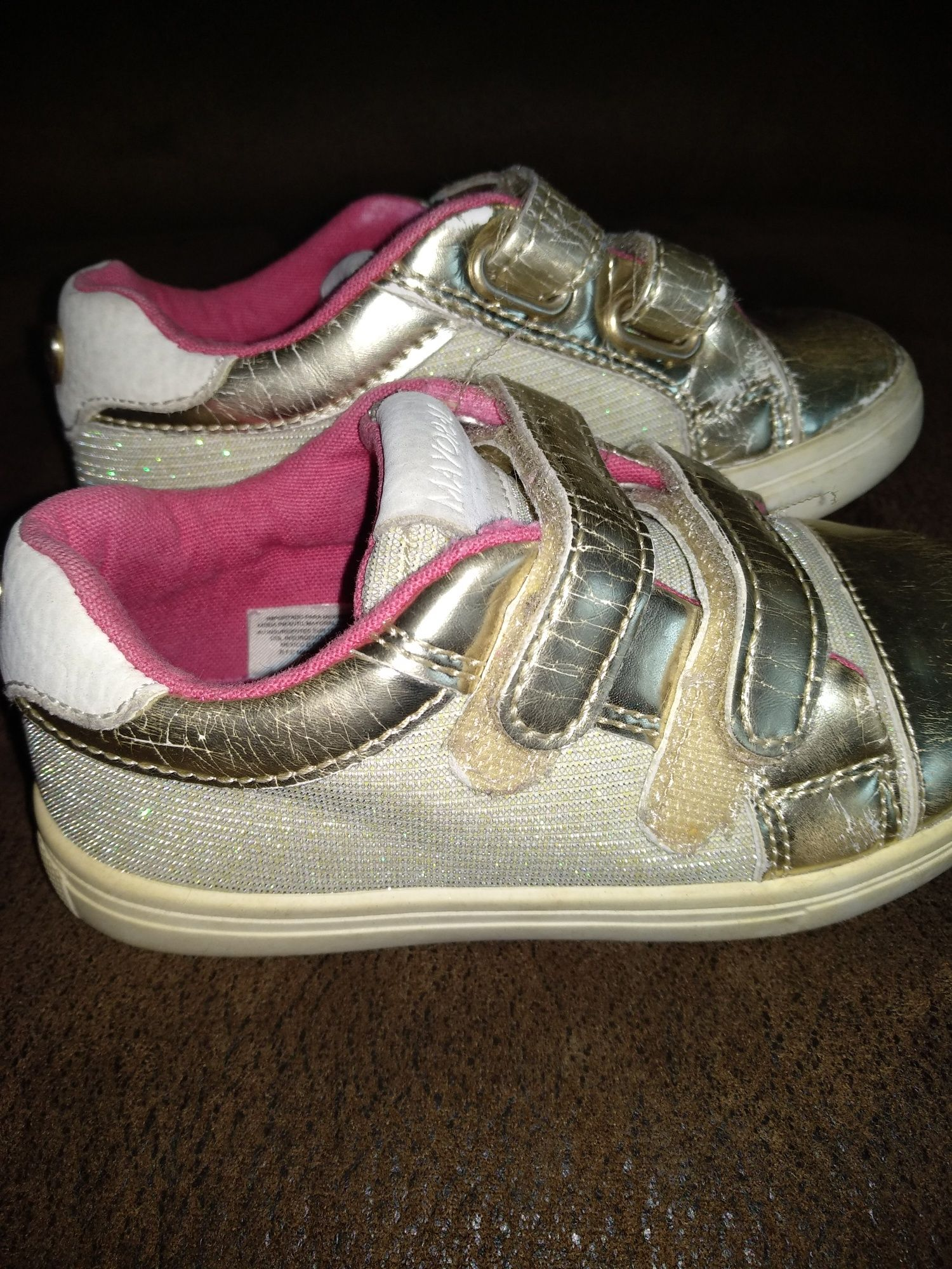 Sapatilhas de menina 25