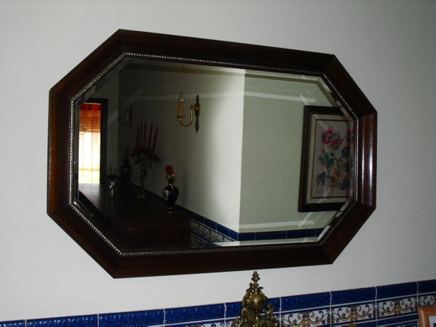 Espelho de parede grande 112x73