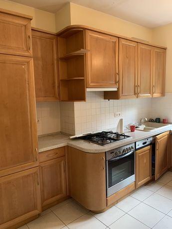 Meble Kuchenne Drewniane Kuchnia Drewno 100%