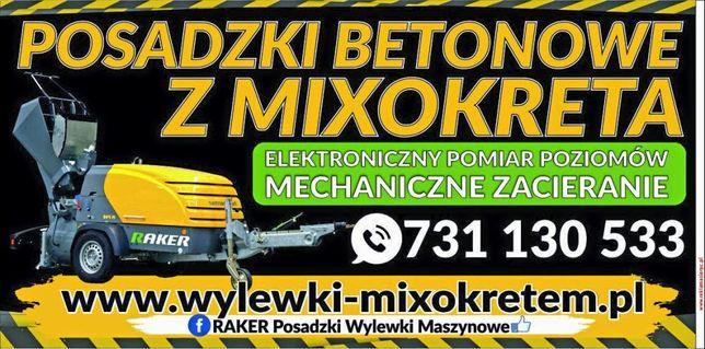 Płock i okolice Posadzki Maszynowe Mixokret