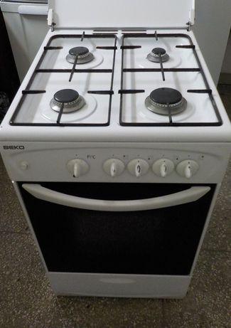 Kuchnia gazowa Beko, szer.50cm, używana