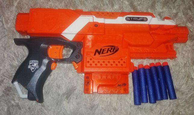 Nerf N-Strike Stryfe ELITE+ 6 strzałek