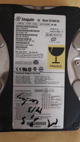 dysk Seagate 40 GB