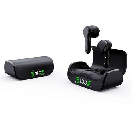 TWS Bluetooth 5,1 бездротові стерео навушники 9D
