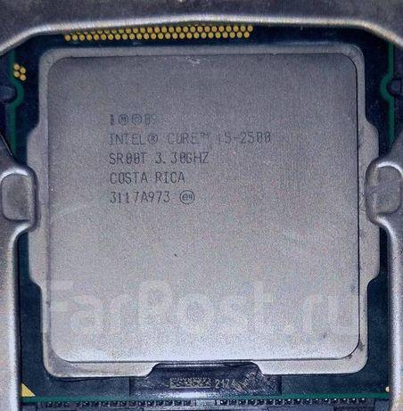 Процессор Intel® Core™ i5-2500