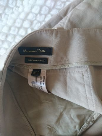 Eleganckie spodnie Massimo Dutti r. 36