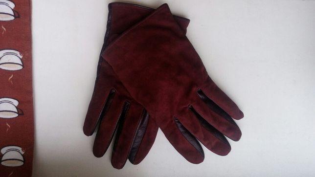 Кожаные перчатки кожа Дания ф.InWear р.8
