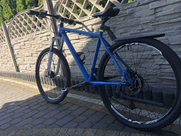 Rower górski niebieski trek !