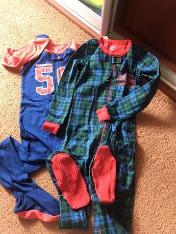 человечек children place, комбинезон, пижама