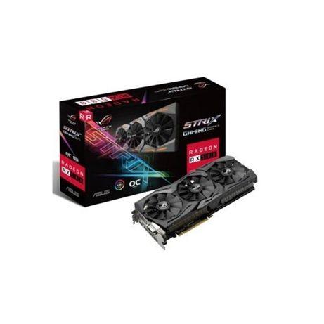 Видео-карта AMD Radeon RX 580 8Gb GDDR5 ROG Strix Asus