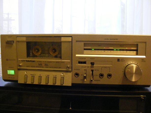 Magnetofon deck Teleton C390
