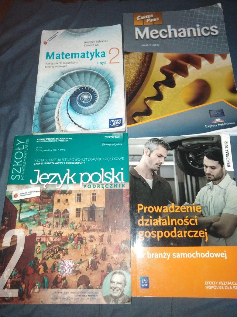 Książki do ZSZ 3 klasa