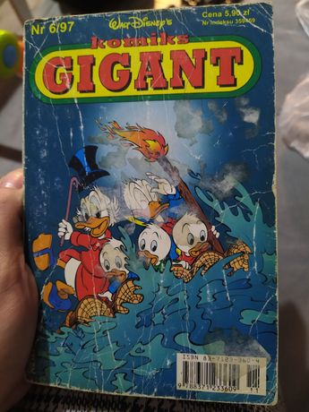 Komiks gigant 6/97