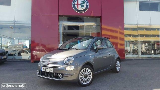 Fiat 500C (500C 1.0 Hybrid Lounge)