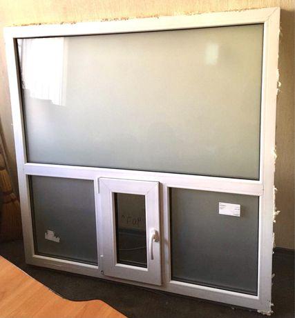 Продаю  металопластиковое  окно