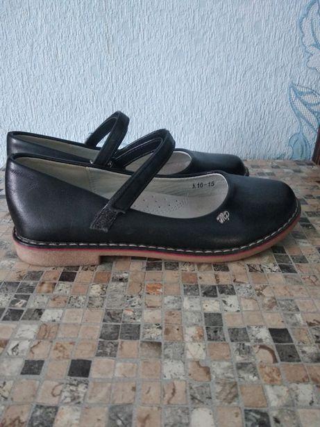 Туфельки для девочки 32 р.