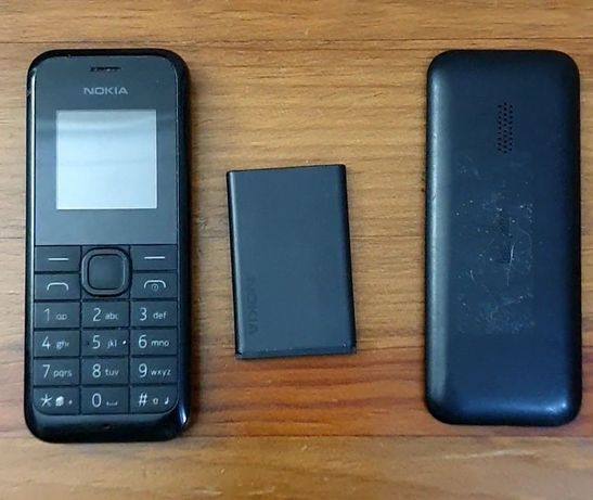 Nokia RM-1136 Dual-SIM