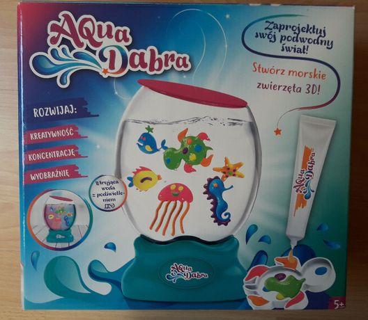 Aqua Darba - kreatywana zabawka tworzenie rybek
