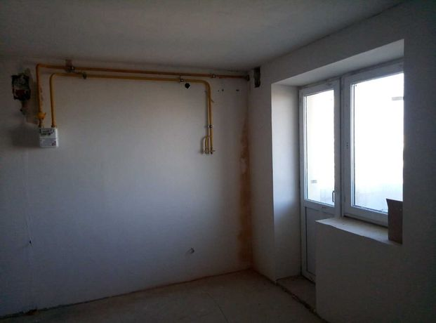 1 кімн. квартира в новобудові.Зданий будинок.  Площа 56 кв.м.