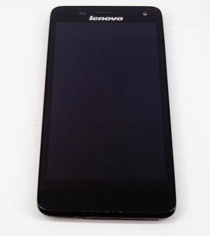 Lenovo S660 / S668 Black Оригинал! Модуль (Дисплей+ сенсор) ЖК +touch