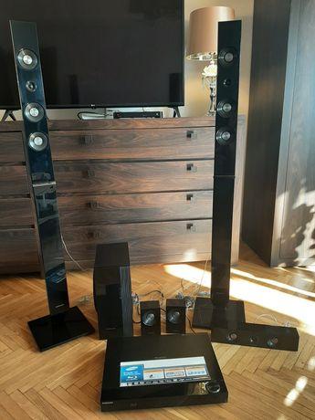 Kino domowe Samsung, blu-ray, dvd, Full HD. Tanio.