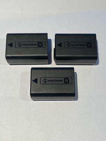 Baterias Sony NP-FW50 Novas
