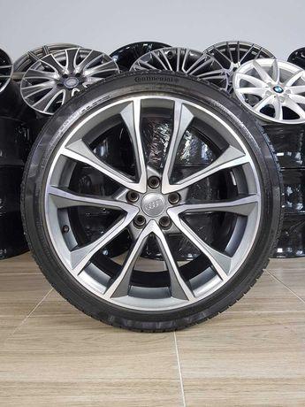 19 дюймовые зимние колеса Audi A4 B9 8.5x19 ET40 255/35 R19 Continent
