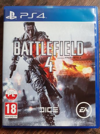 Battlefield 4 gra na PS4