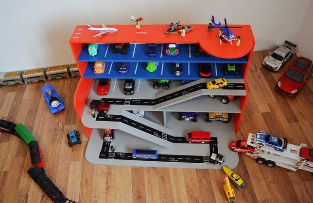 машинки Гараж, игра для мальчика , игрова парковка, паркинг