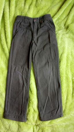 Ocieplane spodnie dla chłopca 128 cm