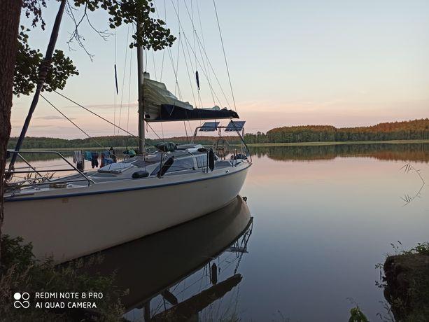 Jacht żaglowy 10cio osobowy Bingo 930, Antila, Maxus ze sternikiem