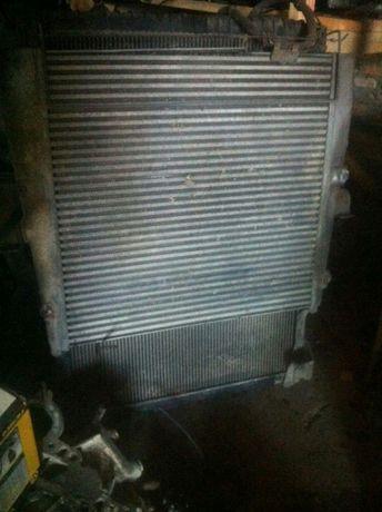 Радиатор интеркулера охлаждающей жидкости рено магнум евро 3 4 5