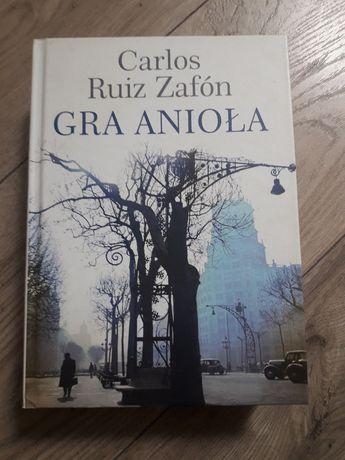 NOWA Gra anioła Carlos Ruiz Zafon oprawa twarda