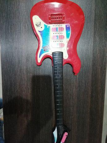 Strunowa gitara dla dziecka