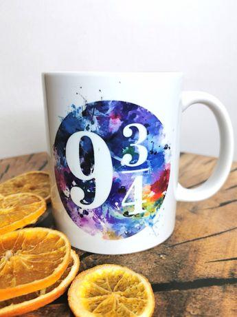 Harry Potter peron 9 i 3/4 barwy kolor ink kolorowy