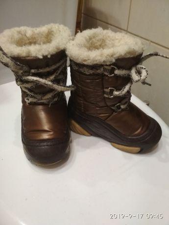 DEMAR ботинки на зиму 20-21 размер.