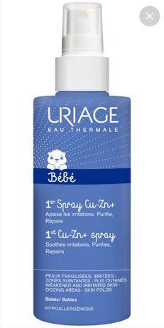 Детский спрейUriage Bébé Cu-Zn+ Spray Anti-Irritations