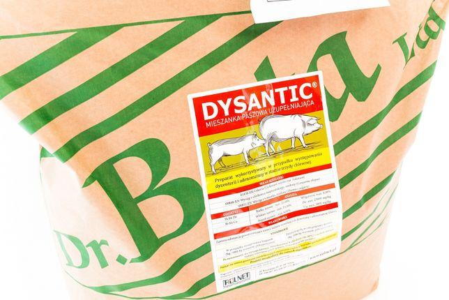 DYSANTIC na dyzenterię, adenomatozę, biegunkę. 15kg
