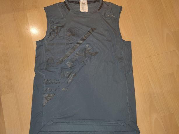 Decathlon nowa koszulka męska sportowa S