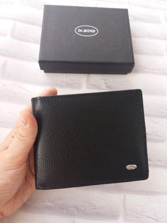 КОЖАНЫЙ кошелек мужской портмоне кожаное мужское шкіряний гаманець
