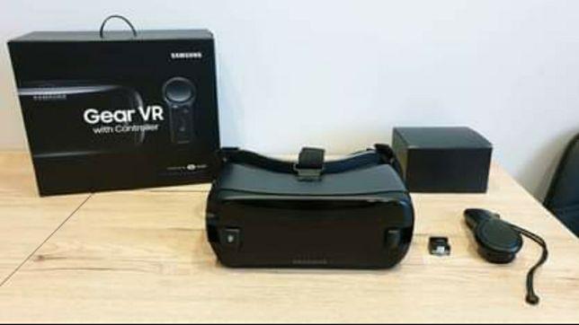Samsung 3D Gear VR z kontrolerem