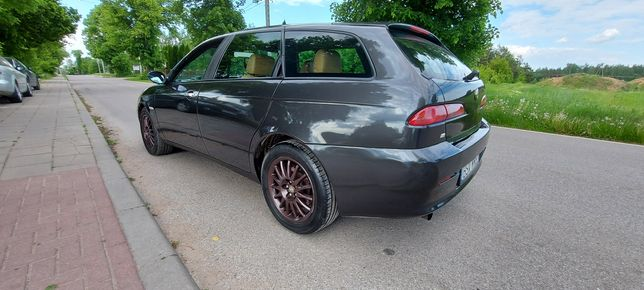 Alfa Romeo 156* 2005* 1.9 JTD* klimatyzacja * ZADBANA * ZAMIANA *