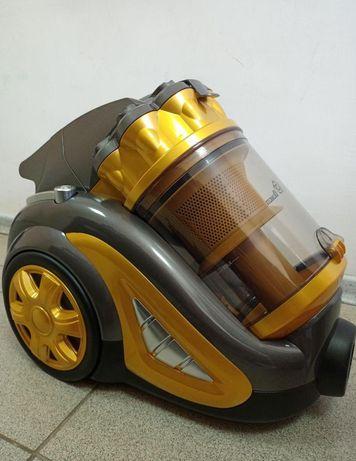 Мощный пылесос домотек 3600 W сухая уборка
