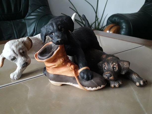 Pieski figurka porcelanowa ed. limitowana
