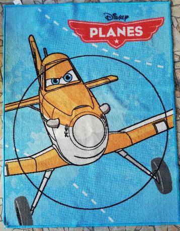 """Dywan dziecięcy Disney """"Samoloty"""" 130 x 100"""