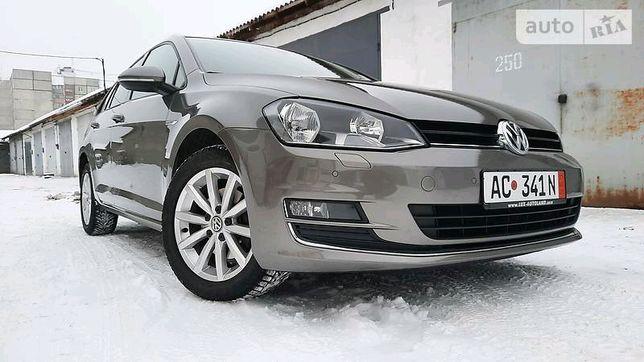 Volkswagen Golf VII LOUNGE 2015-16