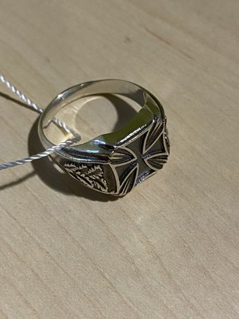 серебрянный перстень прусский крест 19 nike sb stussy,