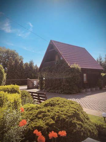 Domek drewniany Sarbinowo
