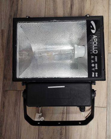 Oprawa lampa żarówka metalohalogenkowa 400W IP65 mocne światło dzienne